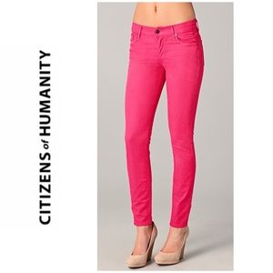🆕 Citizens of Humanity Thompson Midrise Skinnies